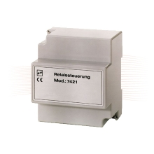 EFFEFF 7421-24 relévezérlő, 24V DC