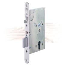 EFFEFF 409X501-4 elektromechanikus bevéső zár, balos, 72/55/20