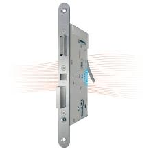 EFFEFF 809M12 electromechanical mortise lock, 12V 100%ED, 72/60/20, C