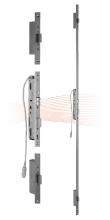 EFFEFF 819E12 tpz elektromechanikus bevéső zár, 12V 100%ED, 92/55/24, D