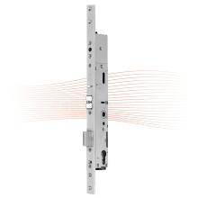 EFFEFF 509E42 elektromotoros bevéső zár, 24V 100% ED, 92/35/24, D