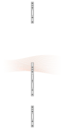 EFFEFF 819ZBS02 ellenlemez készlet, 210/330, 2 mm