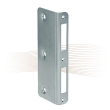 BASI RWS 100 bracket repair striking plate 160x20x58x1,8, rounded