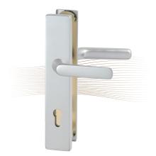 BASI SB 5000 SK2 biztonsági zárpajzs, K-K 50-54/12/92, szögletes natúr alu
