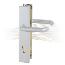 BASI SB 5000 SK2 biztonsági zárpajzs 103, K-K 38-44/12/72, szögletes nikkel ezüst alu
