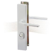 BASI SB 5000 ES0 ZA biztonsági zárpajzs, K-K 50-54/10-18/92, szögletes natúr alu