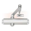 ASSA ABLOY AssaAbloy DC120, EN 2/3/(4) door closer with link arm, silver